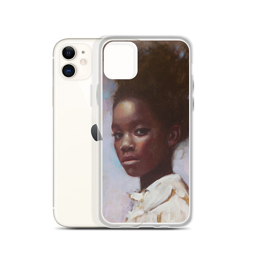 What Are We Waiting For (iPhone Case)  by Rosso Emerald Crimson
