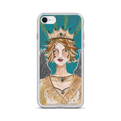 "Susan M. Epperly ""Priestess Paloma"" (iPhone Case)"