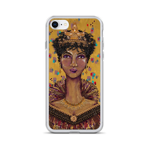 """Susan M. Epperly """"The Queen of Knowing"""" (iPhone Case)"""