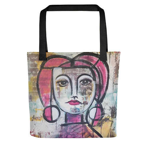 "Carol Greenwood ""Homage to Picasso"" (Tote bag)"