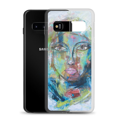 Don't be afraid of being different,... (Samsung Case) by Jennifer Psalmonds