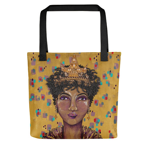"""Susan Epperly """"The Queen of Knowing"""" (Tote bag)"""