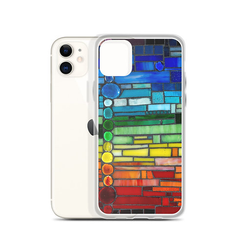 "Katie McMurry ""Dark Rainbow"" (iPhone Case)"