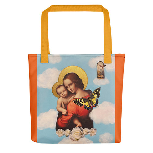 "Sarah Renzi Sanders ""Gentle Mother"" (Tote Bag)"