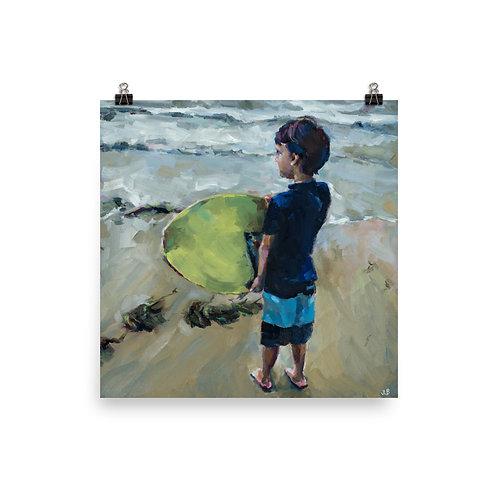 """Jennifer Lynn Beaudet """"Surf"""""""