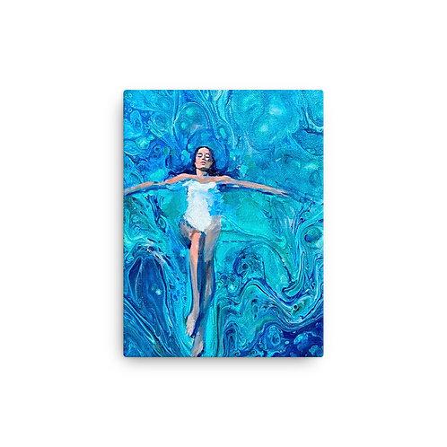 """Angela Lubinecky """"Sun Goddess"""" (Canvas Giclee)"""