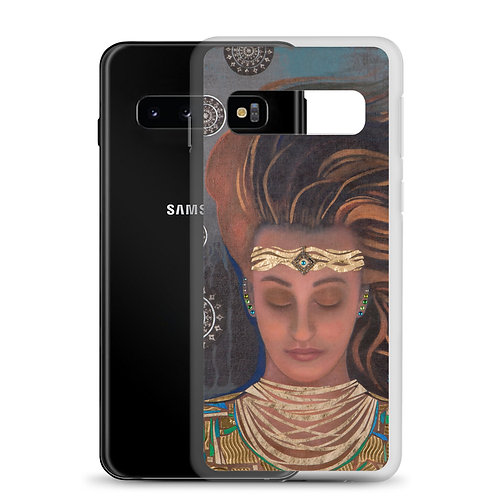 The Quiet Answer (Samsung Case) by Karla Gallagher
