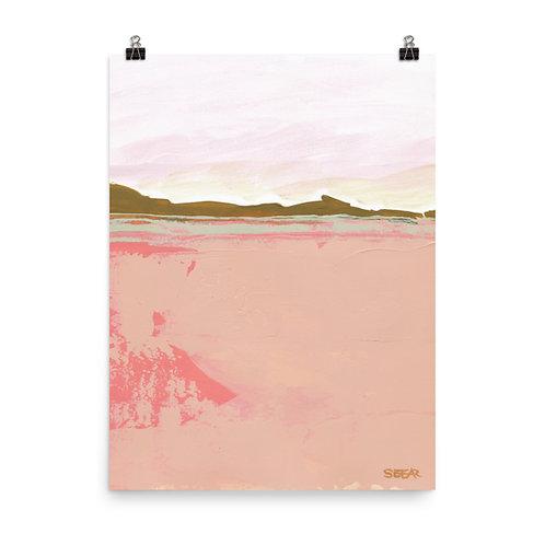 "Angela Seear ""Pink Fileds"""