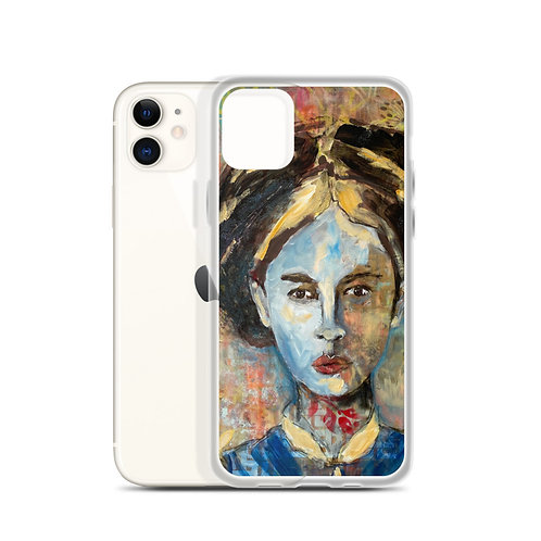 "Angie Meche Kilcullen ""Untitled"" (iPhone Case)"