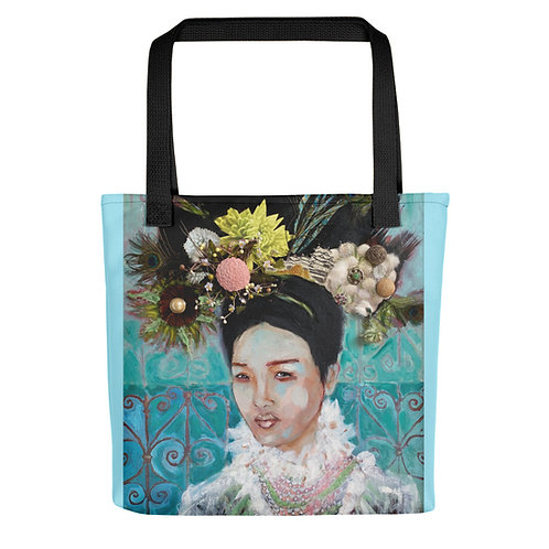 Angel in Me Tote bag
