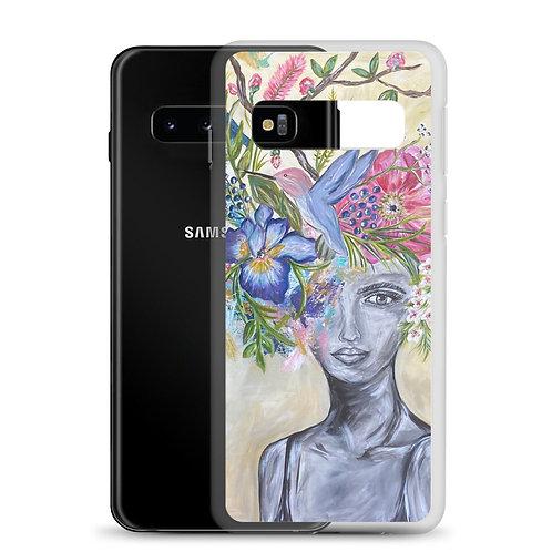Wings (Samsung Case) by Jennifer Psalmonds