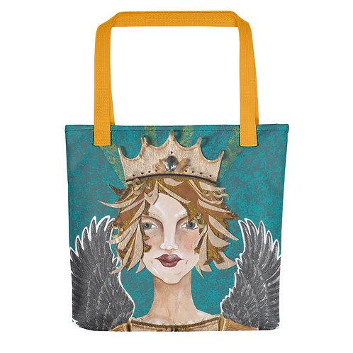 "Susan Epperly ""Priestess Paloma"" (Tote bag)"
