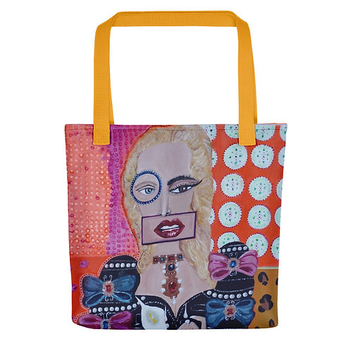 "Brittany Minnes ""Renaissance"" (Tote bag)"