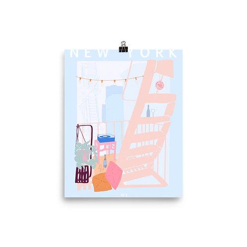 "Caroline Pryce Martin ""New York"""