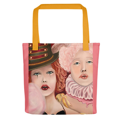 "Kally Etchebarne ""Freak Show"" (Tote Bag)"