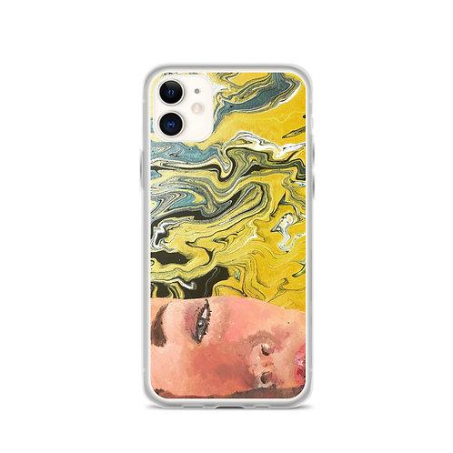 """Ghia Haddad """"Floating"""" (iPhone Case)"""