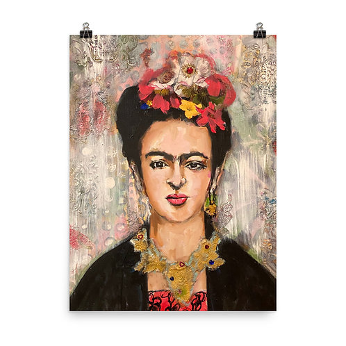 Frida by Angie Meche Kilcullen