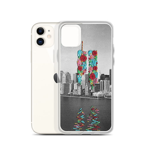 9-11 (iPhone Case) by Elsie Benetreau
