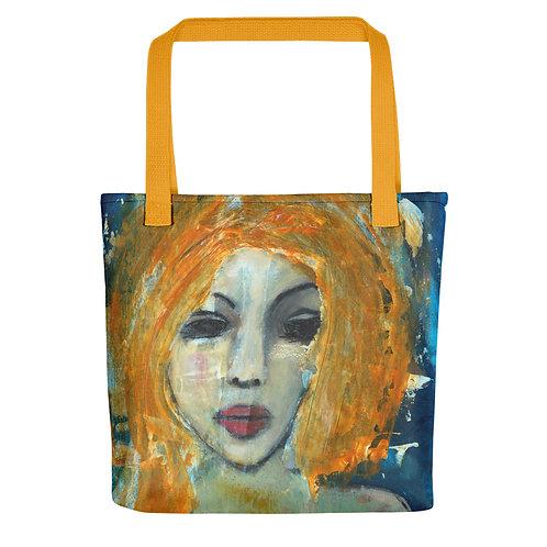 """Vicki Sullivan """"Memories"""" (Tote bag)"""