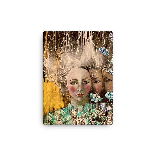 Ilusin Turbia (Canvas Giclee) by Lola Burgos