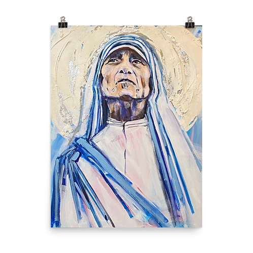 Mother Teresa (Print)