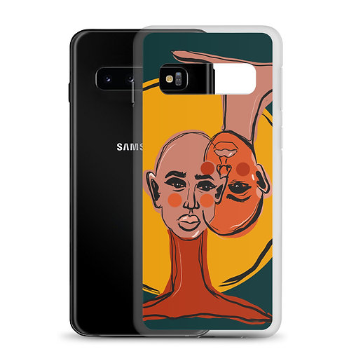 One Mind (Samsung Case) by Kasey Burkhart