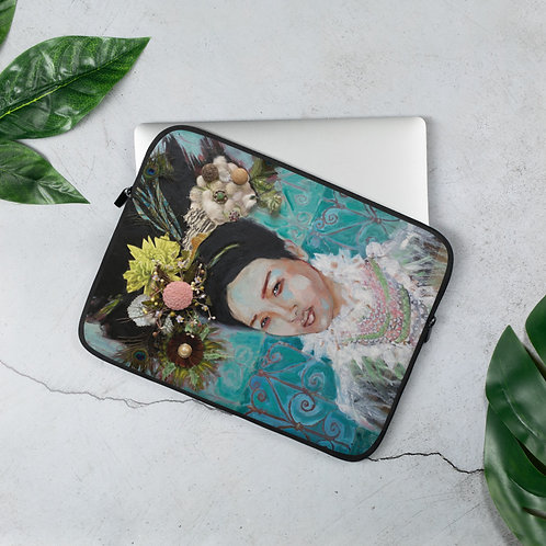 """Angie Meche Kilcullen """"The Angel in Me"""" (Laptop Case)"""