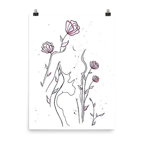 "Grace You ""Spring in Rose"""