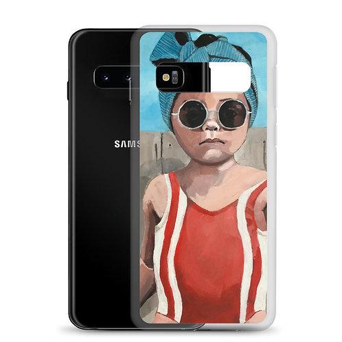 Swim Baby (Samsung Case) by Sabrina Cabada
