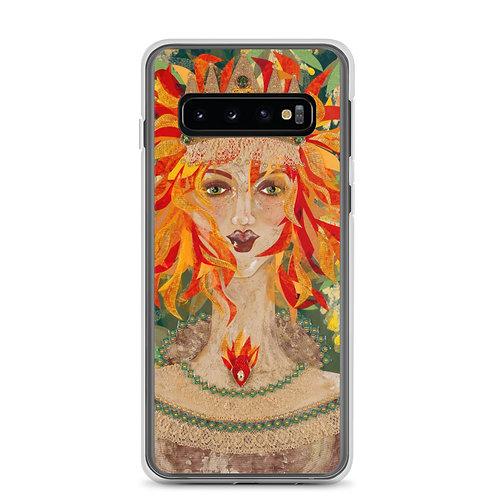 """Susan M. Epperly """"Goddess Eire"""" (Samsung Case)"""