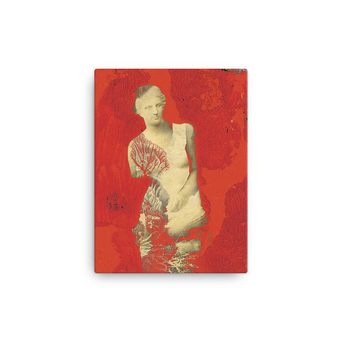"""Lisa Franke """"Venus"""" (Canvas Giclee)"""
