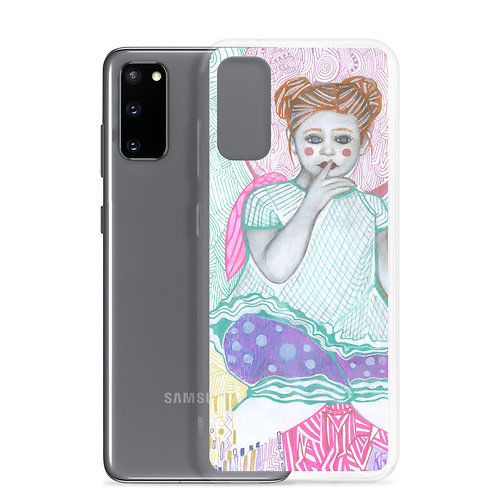A Story Never Told (Samsung Case) by Karla Gallagher
