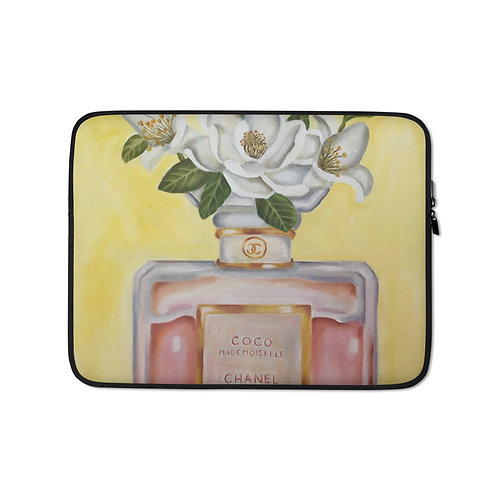 "Coco Martin ""Chanel and Magnolias"" (Laptop Case)"