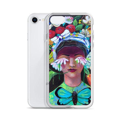 """Lola Burgos """"Cuento de Hadas"""" (iPhone Case)"""