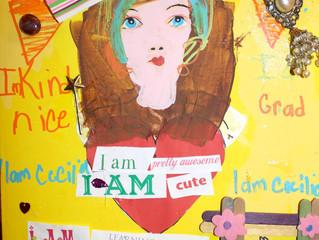 i am courageous, kind, smart.....
