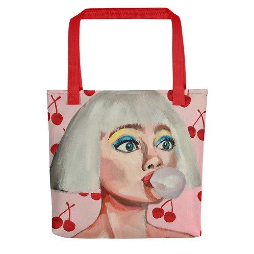 """Sabrina Cabada """"Bubblegum"""" (Tote bag)"""