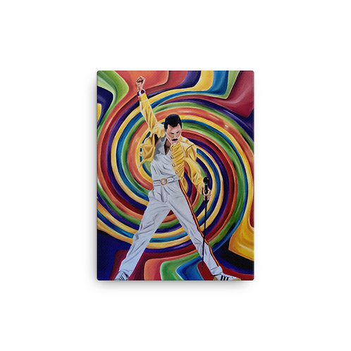 Freddie (Canvas Giclee) by Coco Martin