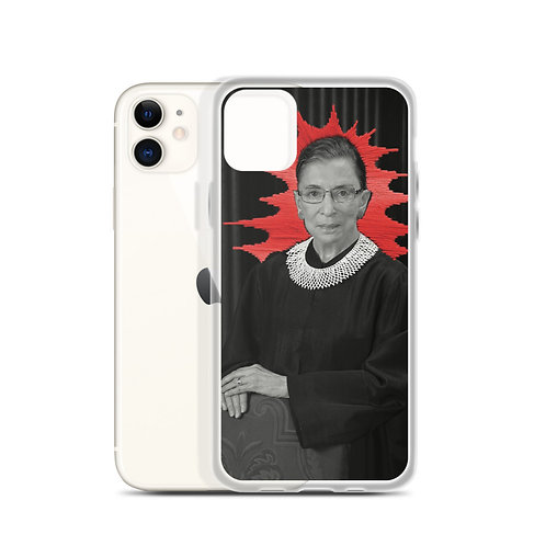 "Elise Benetreau ""RBG"" (iPhone Case)"