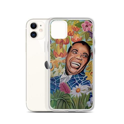 "Coco Martin ""Satchmo in the Garden"" (iPhone Case)"
