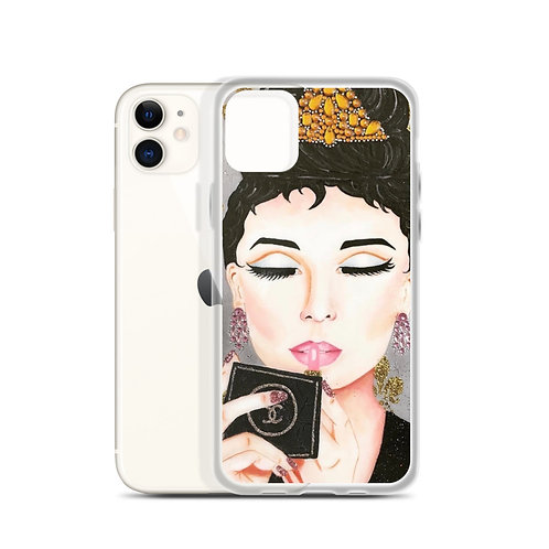 "Coco Martin ""Audrey and Chanel"" (iPhone Case)"