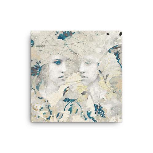 """Lisa Franke """"Emerging"""" (Canvas Giclee)"""