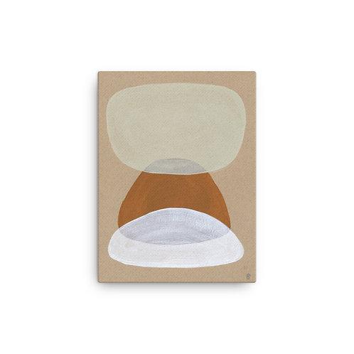 """Angela Seear """"Snowscape"""" (Canvas Giclee)"""