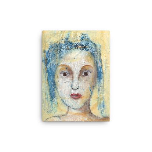 """Vicki Sullivan """"Haunted"""" (Canvas Giclee)"""