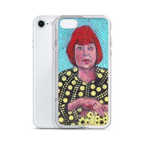 """Iris van Zanten """"The Artist"""" (iPhone Case)"""