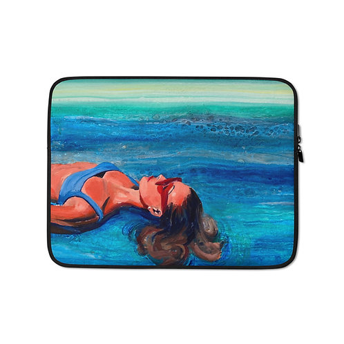 "Angela Lubinecky ""Day Dreaming"" (Laptop Sleeve)"