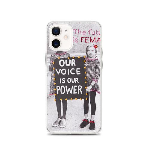 """Elise Benetreau """"Girls Voice"""" (iPhone Case)"""