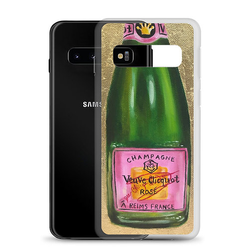 "Coco Martin ""Gilded Veuve Rose"" (Samsung Case)"