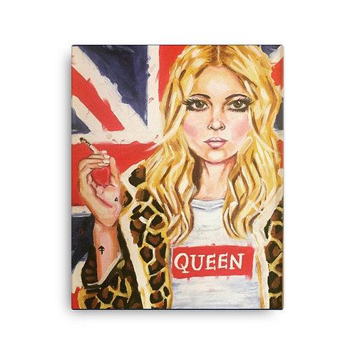 """Coco Martin """"Queen"""" (Canvas Giclee)"""