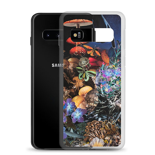 This Crazy World (Samsung Case) by Rachel Newell
