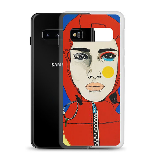 Cold Feelings (Samsung Case) by Ana Sneeringer